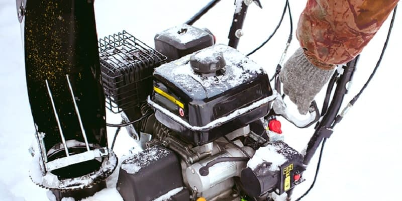 How-To-Start-A-Snow-Blower