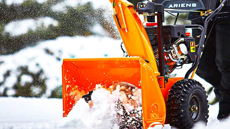 How To Use A Snow Blower