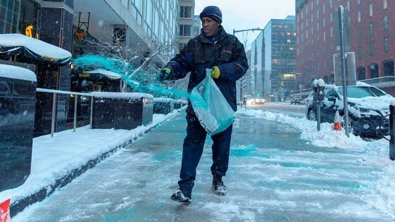 What Is Ice Melt & What Is It Made Of