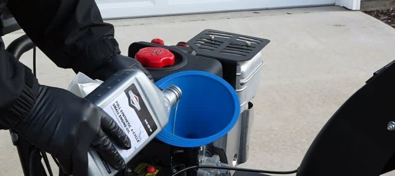 How to Clean Your Snow Blower