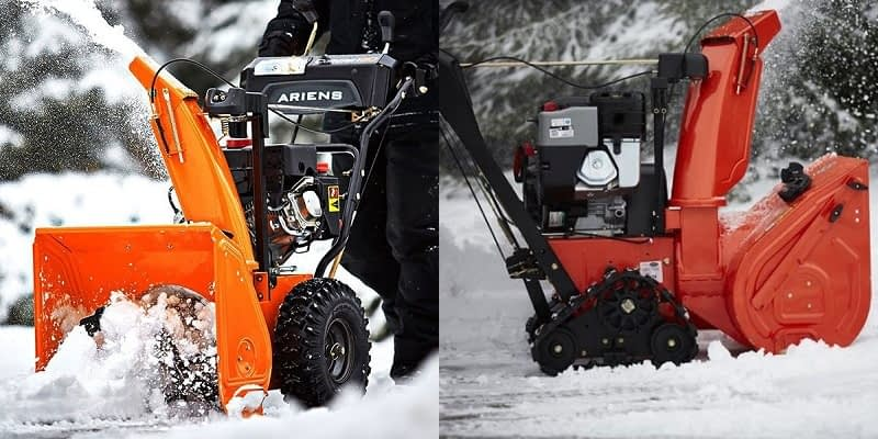 Snow-Blowers-With-Tracks-Vs.-Wheels