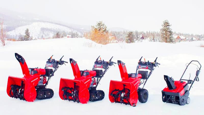 Best Time To Buy A Snow Blower