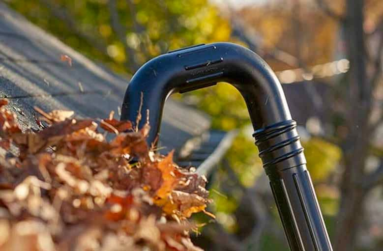 How to Clean Gutters with Leaf Blower: Step by Step Guide