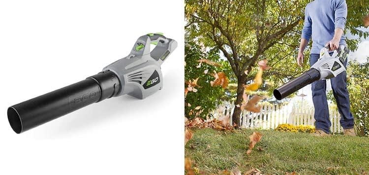 EGO Power+ LB4800 480 CFM 3-Speed Turbo 56-Volt Lithium-Ion Cordless Electric Leaf Blower