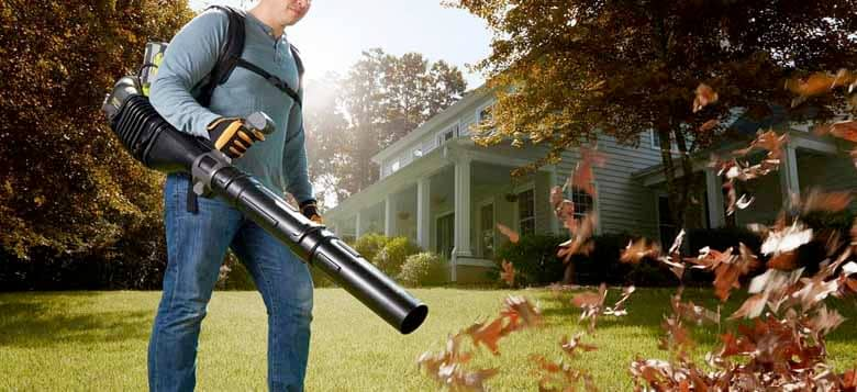 Cordless Electric Leaf Blowers