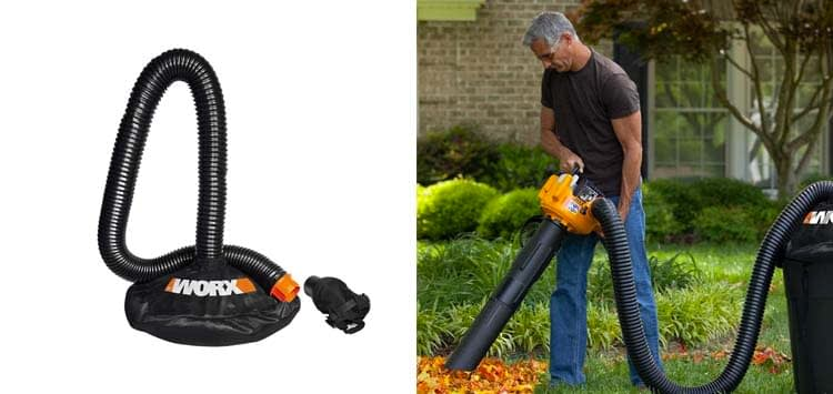 WORX WA4054.2 LeafPro Universal Leaf Collection System